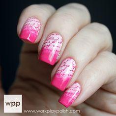 valentine by workplaypolish  #nail #nails #nailart
