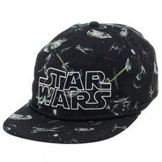 Star Wars Sublimated Snapback Hat Snapback Cap 517d74f4b0eb