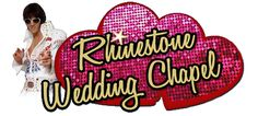 Rhinestone Wedding Chapel: Vegas style wedding chapel in the heart of Downtown Nashville, TN: Elvis Weddings