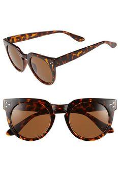 A.J. Morgan 'Ditto' 50mm Sunglasses | Nordstrom