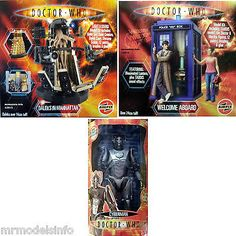 Airfix doctor who  new #plastic #model kit gift set #starter set,  View more on the LINK: 	http://www.zeppy.io/product/gb/2/181895774491/