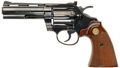 colt revolvers | Colt Diamondback Revolver Review: Much More than a Baby Python - Guns ...