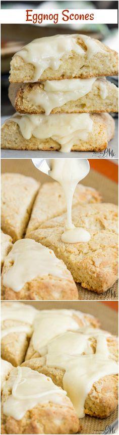 Eggnog Scones https://www.callmepmc.com/eggnog-scones/?utm_campaign=coschedule&utm_source=pinterest&utm_medium=Paula%20%7C%20CallMePMc.com&utm_content=Eggnog%20Scones
