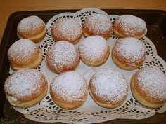 Krapfen, ein sehr schönes Rezept aus der Kategorie Kuchen. Bewertungen: 114. Durchschnitt: Ø 4,5.