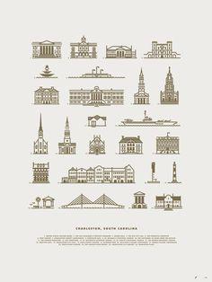 Charleston architecture by jay fletcher