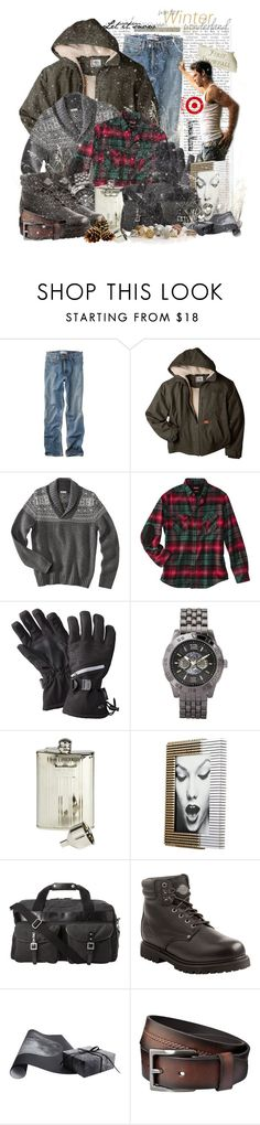 """First Snowfall"" by keti-lady ❤ liked on Polyvore featuring Levi's, Dickies, Merona, C9 by Champion, rag & bone, Philip Crangi, Rodarte, Frontgate, plaid shirts and 2012"