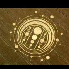 Crop circle-one of my favorites