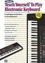 Alfred's Teach Yourself to Play Electronic Keyboard Piano Teaching, Teaching Kids, Learning Piano, Fun Learning, Piano Lessons, Guitar Lessons, Guitar Tips, Music Lessons, Pop Sheet Music