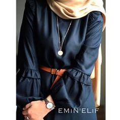 Modele Hijab, Hijab Fashion, Shirt Dress, Hijabs, Shirts, Outfits, Clothes, Instagram, Dresses