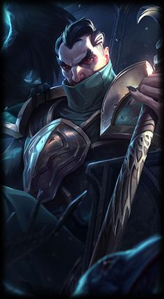 League of Legends- Swain, The Master Tactician
