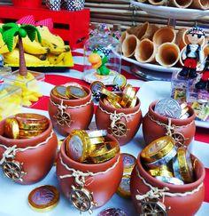 Ateliê Cris Ubara - Biscuit para festas: Pirata