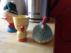 Vintage Home: Egg Cups From A Great Aunt Make A Healthy Breakfast