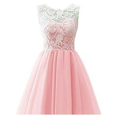 online shopping for Snowskite Women's Short Tulle Prom Dress Dance Gown Lace from top store. See new offer for Snowskite Women's Short Tulle Prom Dress Dance Gown Lace Green Lace Dresses, Dresses Short, Short Lace Dress, Dance Dresses, Pretty Dresses, Beautiful Dresses, Dress Lace, Dresses 2016, Pink Dress