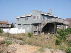 Sandbridge Beach - Semi Oceanfront Vacation Home / Siebert Realty / Virginia Beach, VA  - Sittin' Pretty -- 3505 Sandfiddler Road