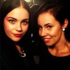 Nicole and Bianca
