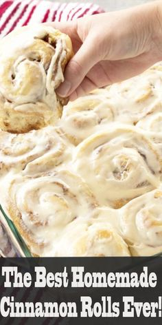 #bestcookers #Cinnamon #Homemade #Rolls - The Best Homemade Cinnamon Rolls Ever! – bestcookers – bestcookers  The Best Homemade Cinnamon Rolls Ever! – bestcookers – bestcookers