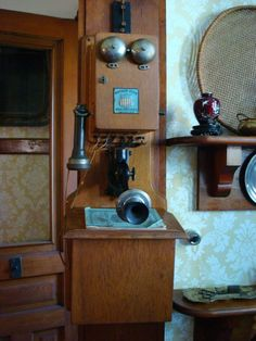 Image detail for -old telephone wall antique Telephones Through the Ages
