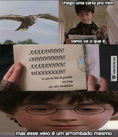 New Memes Brasileiros Harry Potter Ideas Harry Potter Tumblr, Memes Do Harry Potter, Harry Potter Jk Rowling, Always Harry Potter, Harry Potter Universal, Welcome To Hogwarts, Saga, Memes Funny Faces, Hogwarts Mystery
