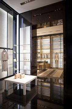 Chanel Ginza Boutique, Tokyo designed by Peter Marino