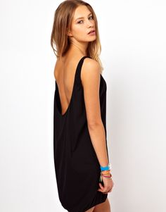 41fb8a858e5 American Apparel Low Back Tank Dress Excellent condition