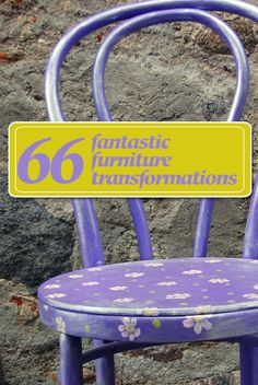 66 Furniture transformations Not to be missed!