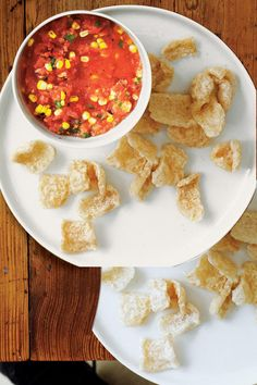 Cinco de Mayo Recipes: Grilled Salsa