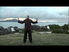 Between Heaven and Earth - Full Qigong Practice Session on YouTube | ❤ | Pinned by CamerinRoss.com | Repinned http://www.medischeqigong.com/ http://www.academ.nl/