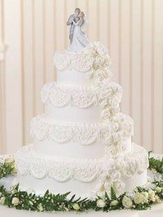 Classic White - publix cakes