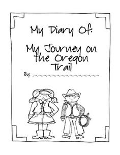 coloring pages oregon trail | Oregon Trail Wagon Coloring Pages Coloring Pages