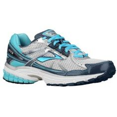 Brooks Adrenaline GTS 13 - Women's at Foot Locker...these are my new running kicks...sure hope it eliminates my shin splints!