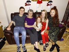 Family photo, cousins
