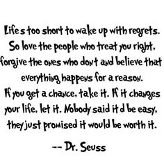 Life Quotes : 40 Inspirational Dr Seuss Quotes - The Love Quotes Inspirational Dr Seuss Quotes, Dr Suess Quotes, Motivational Quotes For Life, Dr Suess Poems, Inspirational Quotes For Graduates, Mood Quotes, Success Quotes, Quotes Dream, Life Quotes To Live By