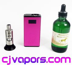 CJ Vapors Giveaways! Check back frequently for free stuff! – CJVapors