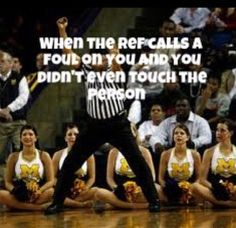 JJ at the other end of the court. Ref: reaching foul in Lol Basketball Problems, Basketball Memes, Basketball Is Life, Soccer Quotes, Sports Memes, Basketball Players, Basketball Stuff, Sport Quotes, Athlete Problems