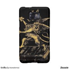 Griffin Samsung Galaxy SII Cases #Griffin #Griffon #Gryphon #Creature #Beast #Fantasy #Mobile #Phone #Case #Cover #Samsung