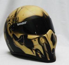 Bandit motorcycle helmets