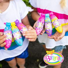 New Bananas Bunches are here! Collectible Toys, Bananas, Target, Doodles, Fun, Banana, Fanny Pack, Target Audience, Donut Tower