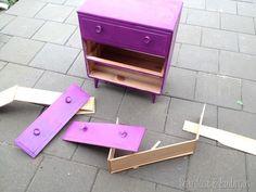 Little dresser turned 'LITTER' Dresser – Reality Daydream Litter Box Dresser Cat Liter, Liter Box, Crazy Cat Lady, Crazy Cats, Diy Litter Box, Cat Castle, Repurposed Furniture, Furniture Redo, Cat Playground