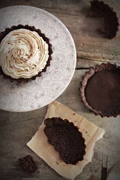 Chocolate Coffee Tartlet