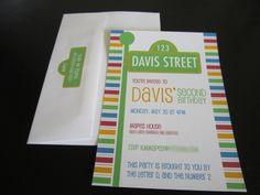 Free Printable Sesame Street Birthday Invitations