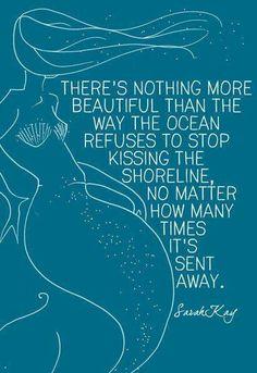 Romantic poetry of the ocean