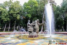 Veliky Novgorod - Parque do Kremilin