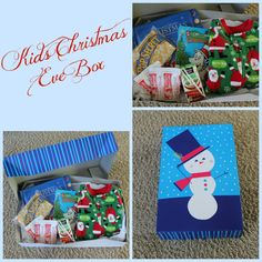 Kids Christmas Eve Box: Start this fun tradition with your kids!