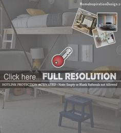 Boys Bedroom Furniture at Modern Kids Bedroom Ideas with DIY Hanging Beds