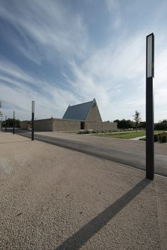 Ingelheim Funeral Chapel,Courtesy of Bayer & Strobel Architekten