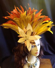 Tahitian and Cook Island Costume..Weaved Banana por TiareOPatitifa