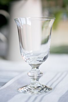La Rochere Mouth-Blown Amitie Friendship Water Glass, Set of 6 {As Seen on The Barefoot Contessa}