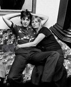 Paul Mccartney Ringo Starr, Paul And Linda Mccartney, The Quarrymen, Wings Band, Sgt Pepper, Power Couples, John Lennon, Music Stuff, Memes