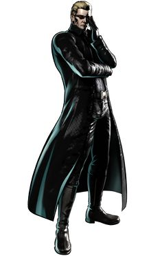 Albert Wesker, he is so broken in Character Concept, Concept Art, Character Art, Resident Evil Nemesis, Albert Wesker, Ultimate Marvel, Art Of Fighting, The Evil Within, Best Horrors
