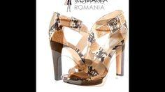 #SHOPPING #ROMANIA - Parada Pantofilor #Cool Romania, Wedges, Cool Stuff, Shopping, Shoes, Fashion, Moda, Zapatos, Shoes Outlet